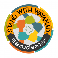Logo of Stand with Wayanad