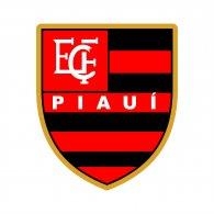 Logo of Esporte Clube Flamengo - Piauí