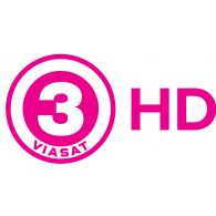 Logo of Viasat 3 HD