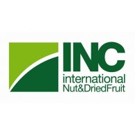 Logo of international nut and dried fruit council