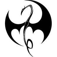 Logo of Iron Fist - Netflix