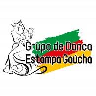 Logo of Grupo de Dança Estampa Gaucha