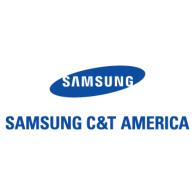 Logo of Samsung C&T America