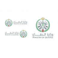 Logo of Saudi Ministry of Defense Logo