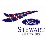 Logo of stewart f1