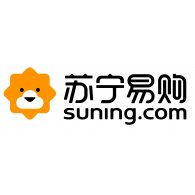 Logo of SUNING