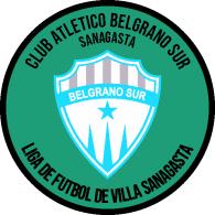 Logo of Club Atlético Belgrano Sur de Villa Sanagasta La Rioja