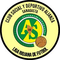 Logo of Club Social y Deportivo Alianza de Sanagasta La Rioja