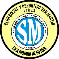 Logo of Club Social y Deportivo San Martín de La Rioja