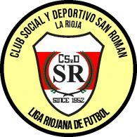 Logo of Club Social y Deportivo San Román de La Rioja