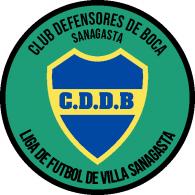 Logo of Club Defensores de Boca de Villa Sanagasta La Rioja
