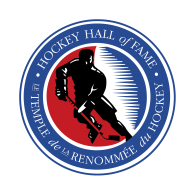 Logo of hockey hall of fame
