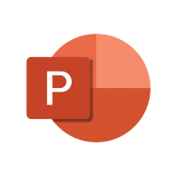 Logo of PowerPoint