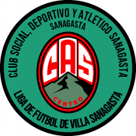 Logo of Club Social Deportivo y Atlético Sanagasta de Villa Sanagasta La Rioja