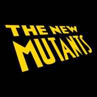 Logo of New Mutants comic logo