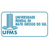 Logo of Universidade federal de Mato Grosso do Sul UFMS