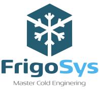Logo of Frigo System