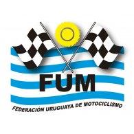 Logo of FUM Federación Uruguaya de Motociclismo
