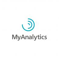 Logo of Microsoft MyAnalytics