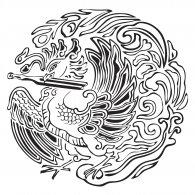Logo of Yamaha Early Phoenix Logo