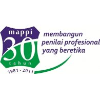 Logo of 30th MAPPI Anniversary