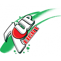 Logo of 7up Light