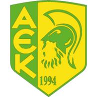 Logo of AEK Larnaka