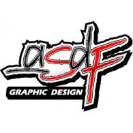 Logo of asdf graphic design