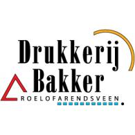 Logo of Drukkerij Bakker