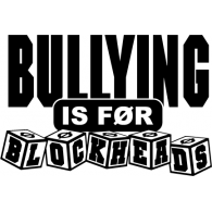 Logo of Bullying is for Blockheads