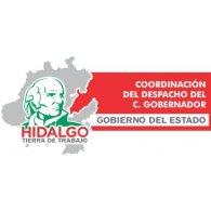 Logo of Coordinacion del Despacho del Gobernador del Estado de Hidalgo. Gobierno 2011 2016