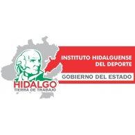 Logo of Instituto Hidalguense del Deporte del Gobierno del Estado de Hidalgo, Francisco Olvera Ruiz Gobernador