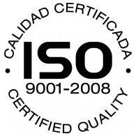 Logo of ISO 9001-2008