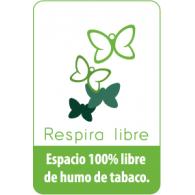 Logo of Respira libre, Espacios 100% libres de humo de tabaco
