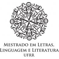 Logo of Mestrado de Letras UFRR