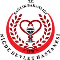 Logo of niğde devlet hastanesi
