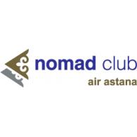 Logo of Nomad Club Air Astana