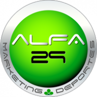 Logo of Alfa 29 Marketing & Deportes