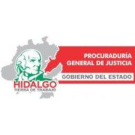 Logo of PROCURADURIA GENERAL DE JUSTICIA del Gobierno del Estado de Hidalgo, Francisco Olvera Ruiz Gobernador
