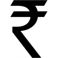 Logo of Rupee