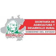 Logo of Secretaria de Agricultura y Desarrollo Rural del Gobierno del Estado de Hidalgo, Francisco Olvera Ruiz Gobernador
