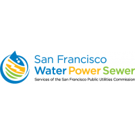 Logo of San Francisco Water, Power and Sewer - Services of the San Francisco Public Utilities Commission