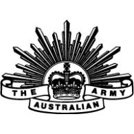 Logo of Australian Army