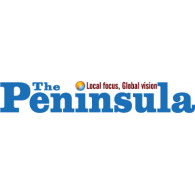 Logo of The Peninsula Newspaper