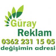Logo of Güray Reklam Samsun
