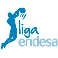 Logo of Liga Endesa