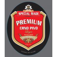 Logo of Crno pivo