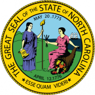 Logo of North Carolina State Seal