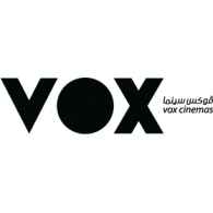 Logo of VOX cinemas