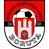 Logo of MKP Boruta Zgierz